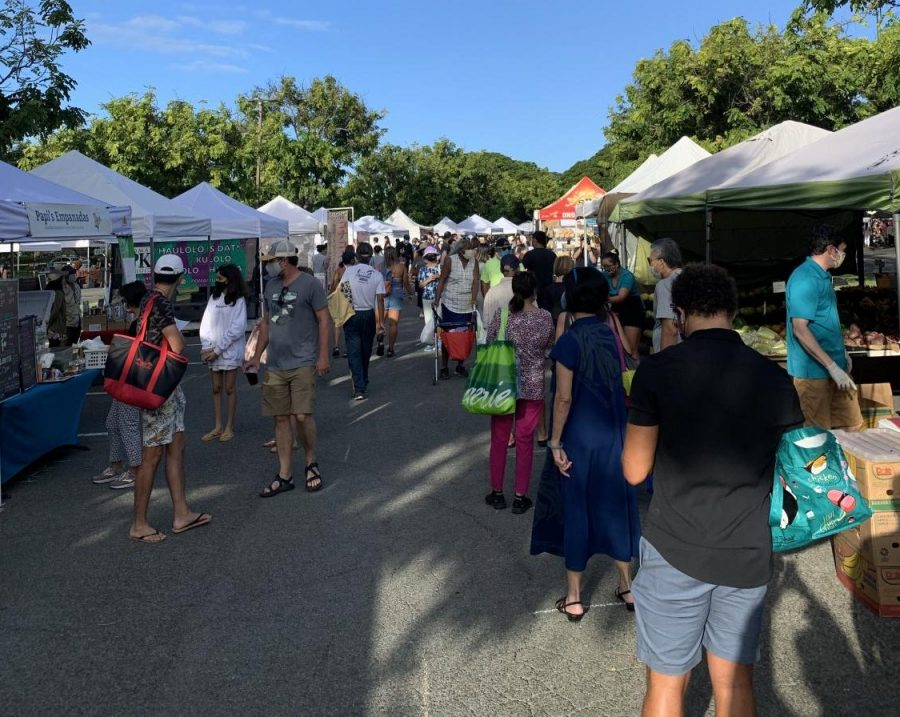 KCC Farmer Market Returns With Support of Locals, Safer Guidelines