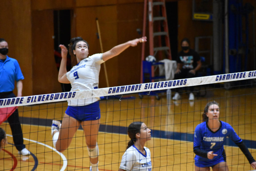 Star outside hitter Brooklen Pea leads the team in kills, and is ninth in kills per set for the PacWest Conference.