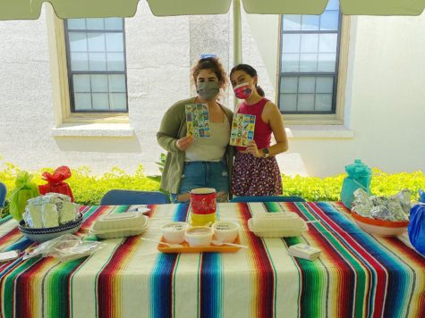 SOL club members are excited to play Lotería and munch on tacos while celebrating the Hispanic culture and heritage.